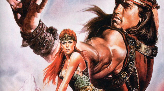 Patreon Bonus 0001 – Red Sonja (1985)