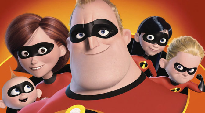 Episode 0042 – The Incredibles (2004)